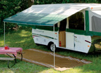 Trim Line Case Awning
