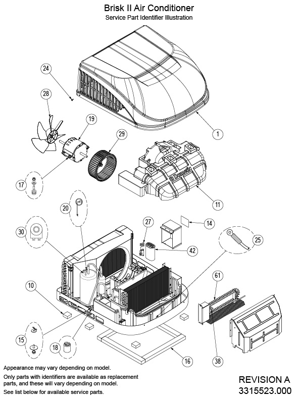 Dometic Ac Diagram